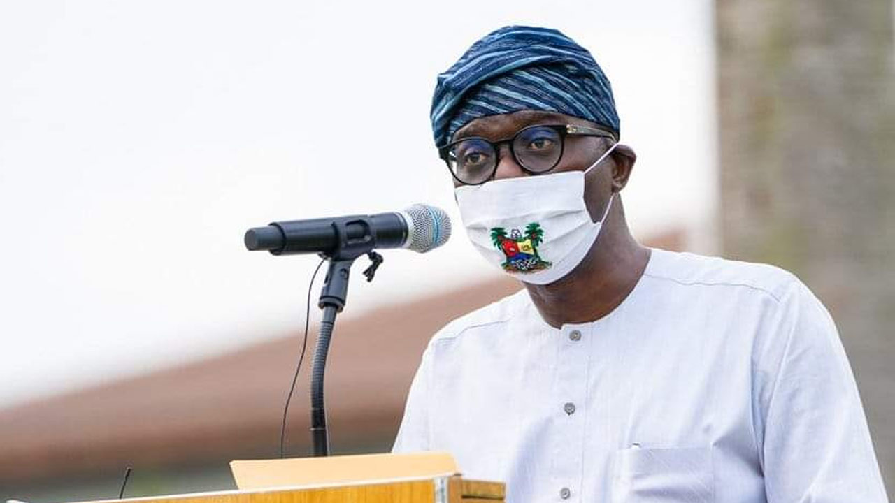 SANWO-OLU IS POLITICAL BRAND ICON OF THE YEAR