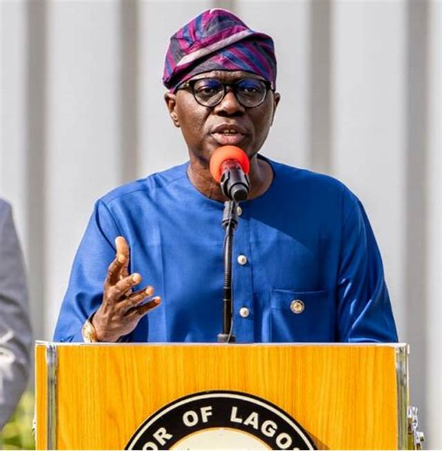 SANWO-OLU: LASG'LL COLLABORATE WITH ORGANISATIONS TO ADDRESS DRUG ABUSE, SOCIAL VICES