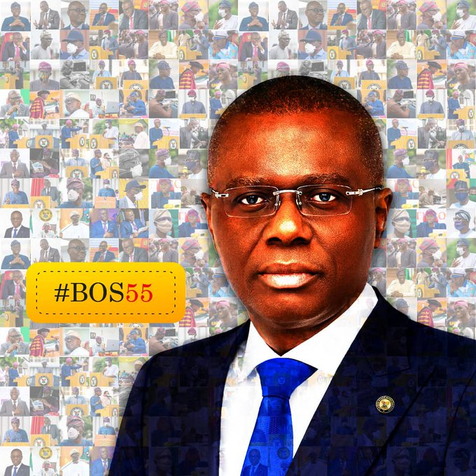 Governance takes Priority says Sanwo-Olu as he marks his 55th birthday