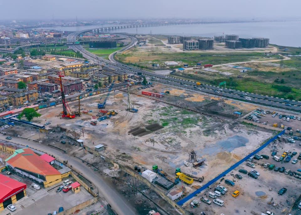 Lagos Island Regeneration Plan ACTIVATED