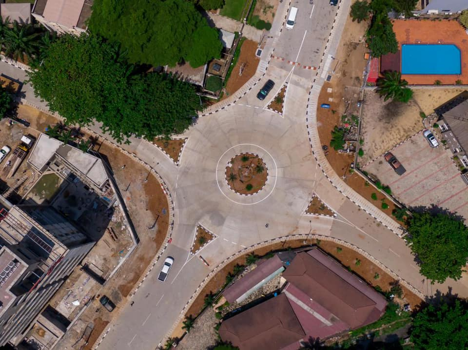 Upgraded/Rehabilitated Network of Roads in Ikoyi-Obalende Local Council Development Area